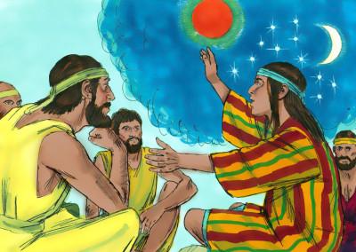Joseph's Dreams of Greatness