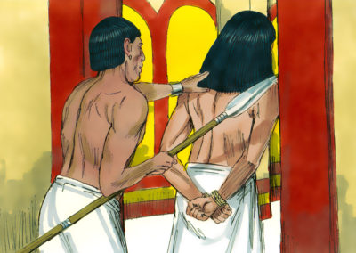 Joseph Was Put into Prison