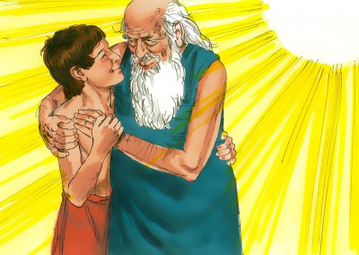 God tested Abraham