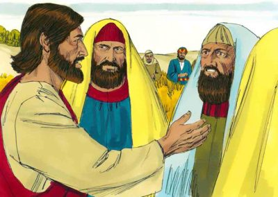 Jesus is Lord of Sabbath (Matthew 12:1-8)