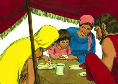 Consecration of First Born & Feast of Unleavened Bread