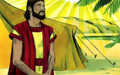 Why was Abram chosen?