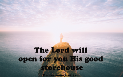 Deuteronomy 28:12 Promises of Prosperity are Ours