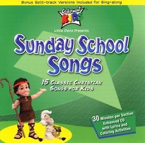Sunday School Songs (Cedarmont Kids)