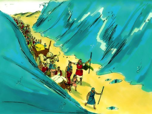 Crossing The Red Sea – Exodus 14