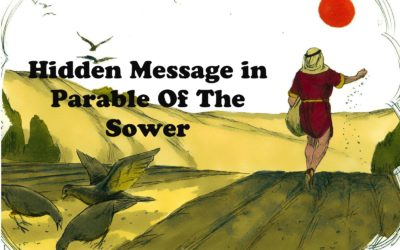 Hidden Message In The Parable Of The Sower