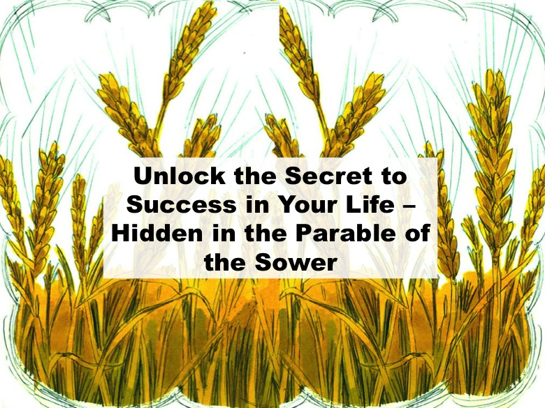 Parable of the Sower (Matthew 13:1-23)