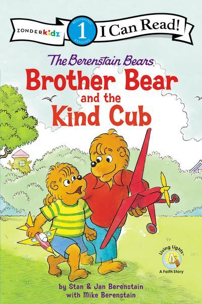 The Berenstain Bears Brother Bear and the Kind Cub: Level 1