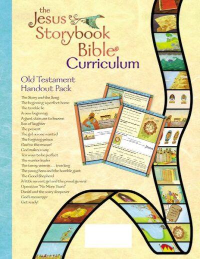 Jesus storybook bible curriculum