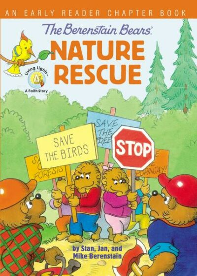 The Berenstain Bears' Nature Rescue: An Early Reader Chapter Book