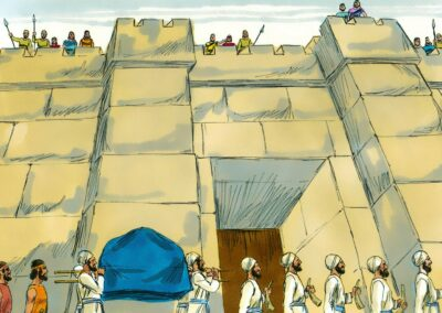 The Battle of Jericho – Joshua 6:1-27