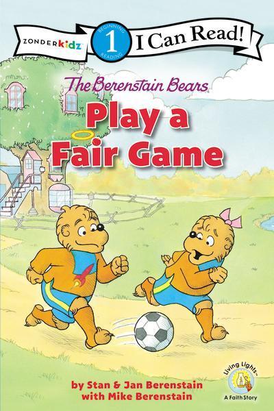 The Berenstain Bear-Play a fair game