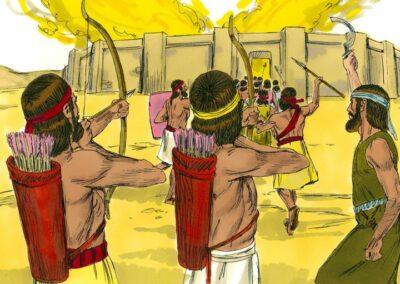 The Second Attack On Ai – Joshua 8