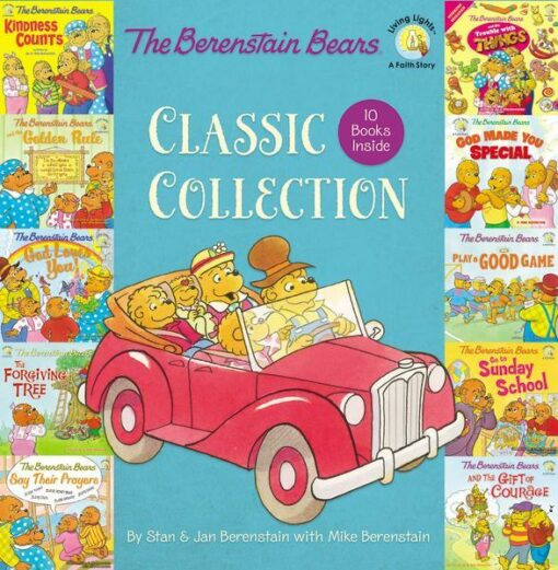 The classic collection-berenstain bears