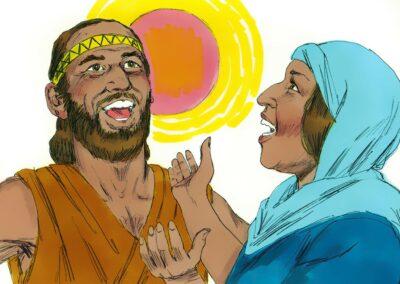 Deborah & Barak Go To War